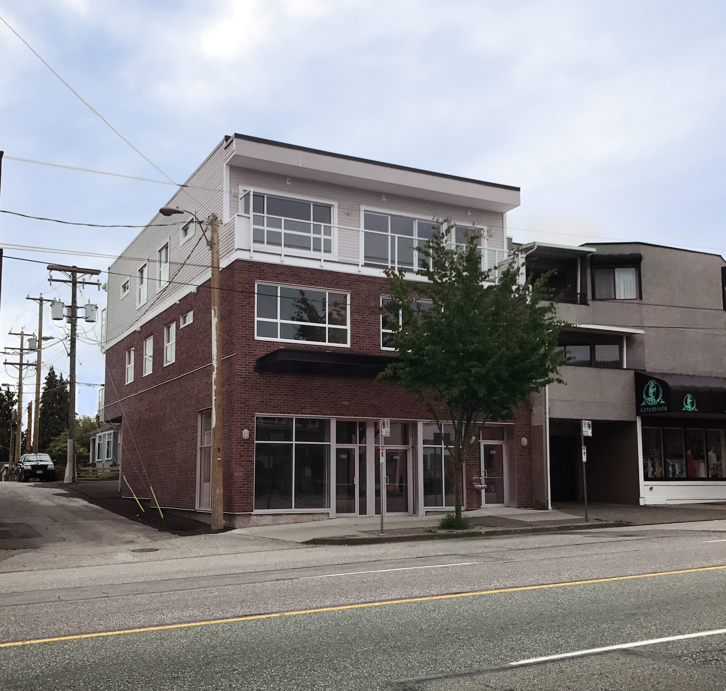 Light Industrial Space For Rent Vancouver: 3622 Main Street